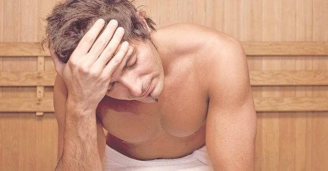 Los baños calientes o la sauna pueden también contribuir al deterioro espermático, pero solo se puede hablar de un peligro si se trata de un uso prolongado y regular. Foto: cortesía de Clínica MAR&Gen