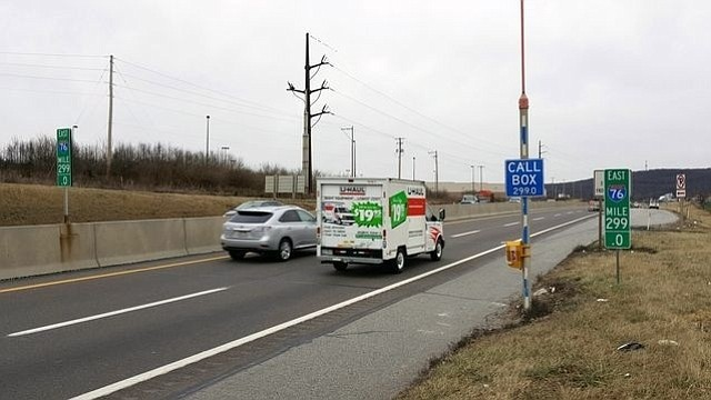 PA Turnpike call box removal begins next week