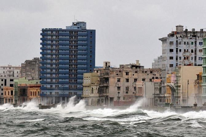 El centro de Cuba amanece con los estragos causados por Irma
