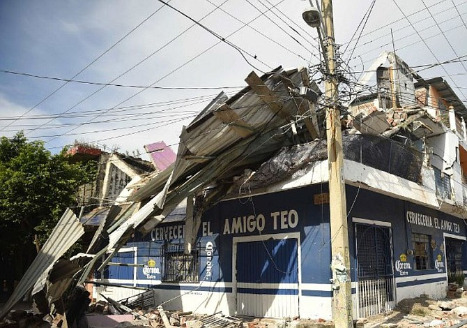 Mexico earthquake death toll climbs to 90