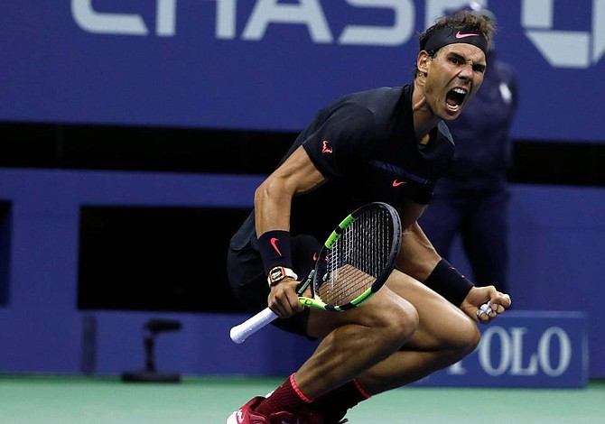 Nadal continues to top ATP rankings after claiming US Open title