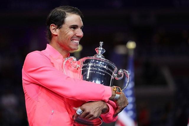 Nadal estuvo imparable en Nueva York y se ganó su tercer US Open