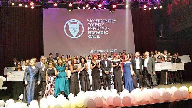 Por todo lo alto se llevó a cabo la Gala Hispana del Ejecutivo de Montgomery