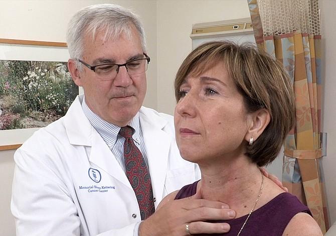 Algunos pacientes con cáncer de tiroides pueden retrasar la cirugía