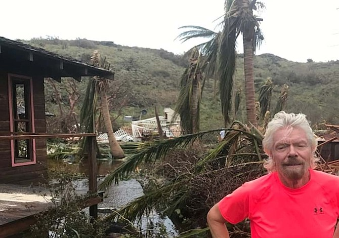 Famosos que perdieron millones tras el paso de Irma