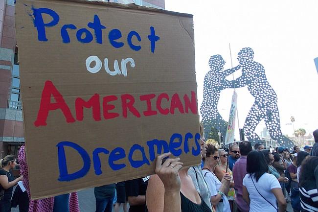 """""""Retraso significa deportación"""" para los Dreamers"""