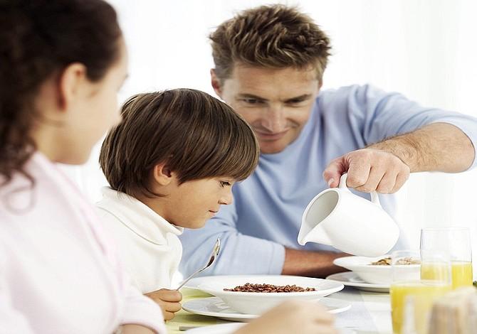 5 consejos para un desayuno saludable de los niños