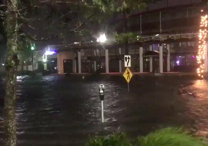 """El pedido """"inhmano"""" de gerente de Pizza Hut a sus empleados durante Irma"""