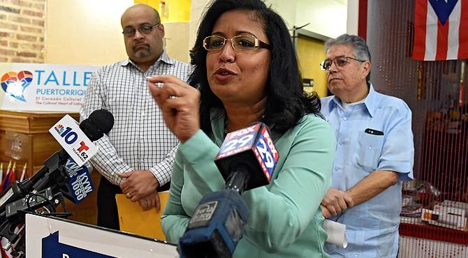 María Quiñones Sánchez, concejal de Filadelfia
