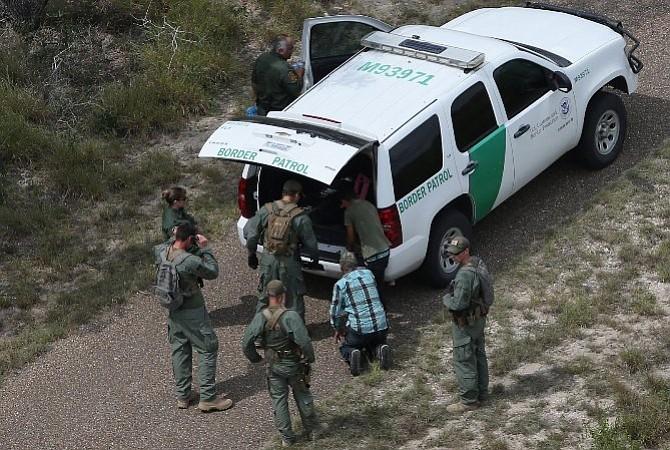 Bajaron 41% detenciones en frontera EEUU-México