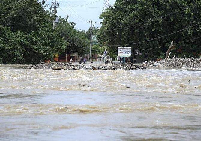 OPINIÓN: Tras huracán Irma, residentes de Nagua en RD piden construir un malecón