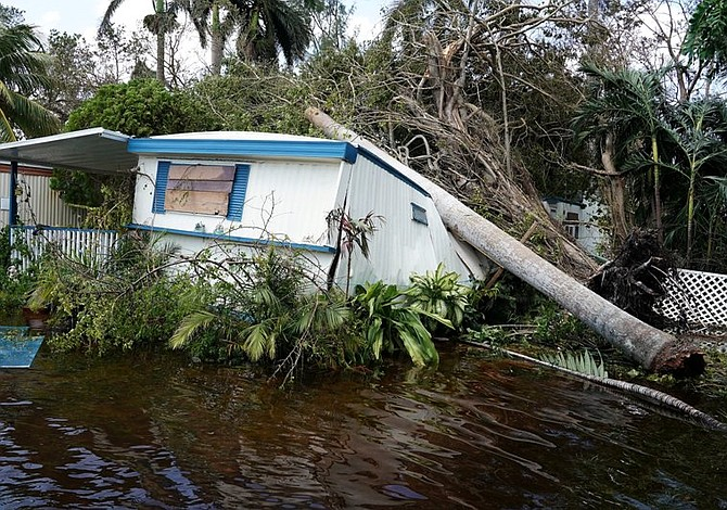 8 Dead at Florida nursing home that lost power due to Irma