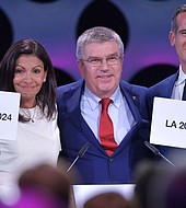 París y Los Angeles volverán a acoger unos juegos olímpicos, por tercera vez