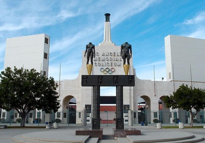 Los Ángeles pretende repetir en 2028 el éxito de 1984