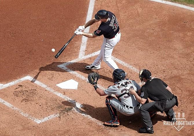 Los Indios Cleveland empataron marca de 20 triunfos consecutivos en la MLB