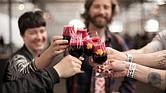 Locales de comida estarán ofreciendo sus servicios para que los presentes tengan la oportunidad de probar y acompañar las bebidas