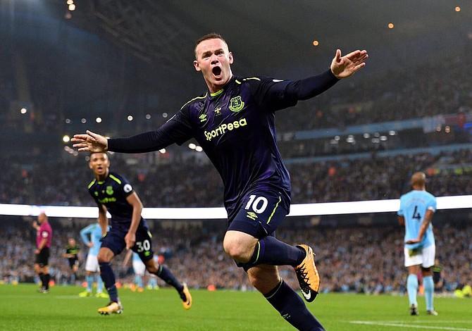 Wayne Rooney fue sentenciado a 2 años sin conducir y 100 horas de trabajos sociales por conducir ebrio