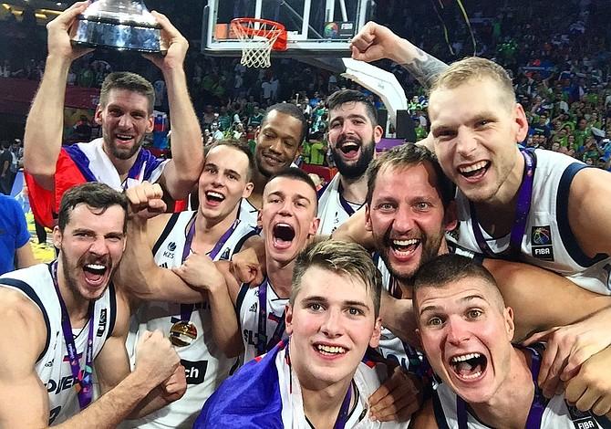 Eslovenia se convirtió en campeón del Eurobasket 2017