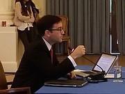 Julio Henríquez denunció que la unión cívico militar forma parte del aparato de represión del régimen