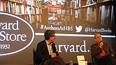 """Daniel Goleman, conocido por su exitoso libro """"Inteligencia Emocional"""", y Richard Davidson, fundador del Instituto de mentes saludables en la Universidad de Wisconsin."""