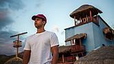 Cuadro del filme El Hombre Que Cuida, de República Dominicana