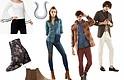 La moda de otoño-invierno 2017-2018 está inspirada por el lejano oeste. El jean es el protagonista, que se realza con una serie de elementos llamativos