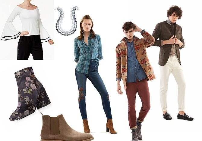 Las tendencias de moda para este otoño