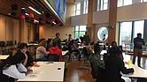 El departamento de elecciones de Boston entrenó a 19 estudiantes de High School que estarán colaborando el día de las primarias municipales.
