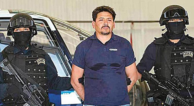 'Narco' mexicano  se declaró culpable en Texas