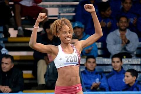 """Yulimar Rojas fue designada como Atleta del Año en América"""""""