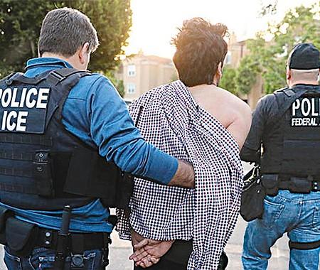 RÉPLICA. ICE desplegará más agentes a las 'ciudades santuario' y continuará redadas silenciosas de gran escala. Austin estaría en la mira de las autoridades federales.