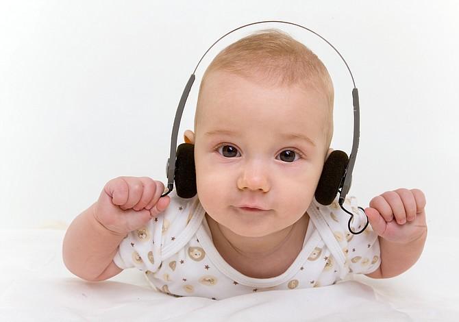 Música para bebés que estimulará su inteligencia