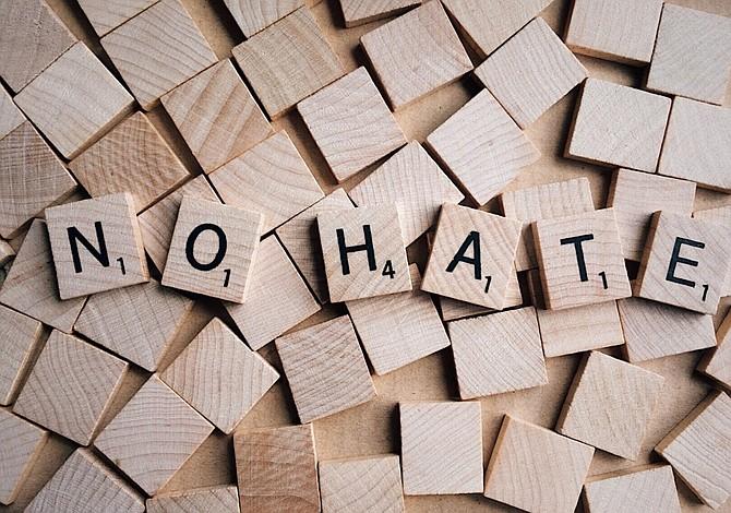La lucha contra el odio