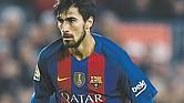ANDRÉ GOMES. El volante ha jugado pocos partidos con el Barcelona en esta temporada.