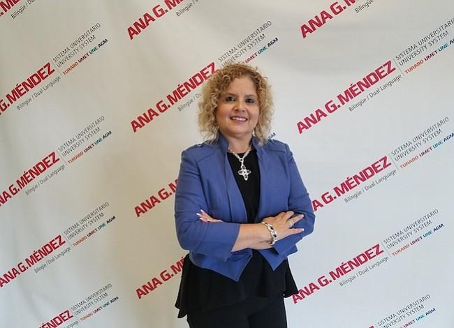 Syndia Nazario, una latina que brilla en DC dentro de la única universidad bilingüe de EEUU