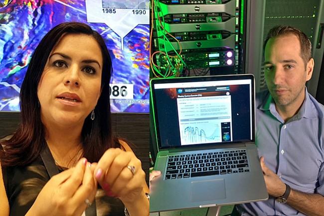 Ser científico de la NASA no está tan lejos del alcance de los latinos