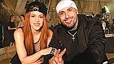 LINDÍSIMA. Shakira volvió a ser pelirroja para la grabación del video de 'Pierro Fiel'.