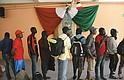 Haitianos en méxico