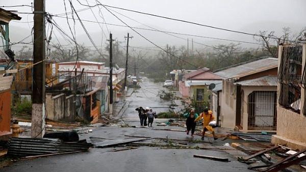 EEUU declaró zona de desastre a Puerto Rico por impacto de María