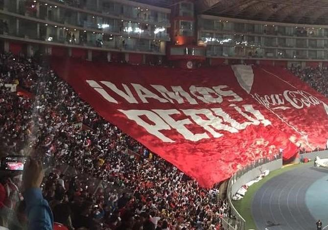 Perú volverá al Estadio Nacional de Lima para recibir a Colombia