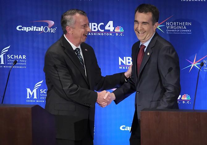 """Aviso republicano vincula a su rival con la MS-13. Los demócratas lo comparan con """"Willie Horton"""""""