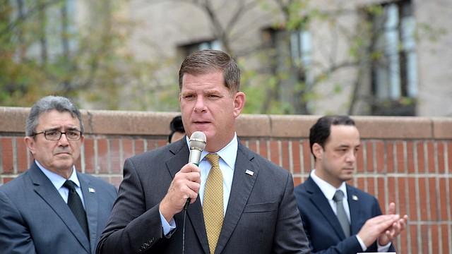 Alcalde de Boston, Marty Walsh