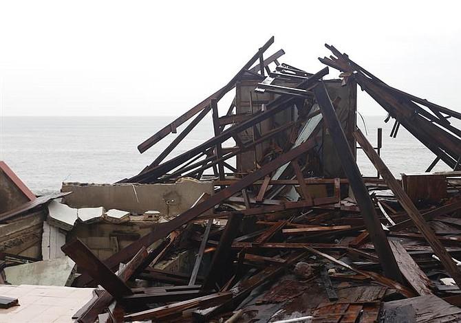 Expertos: Puerto Rico enfrenta pérdidas ecológicas, posible despoblamiento después de Huracán María