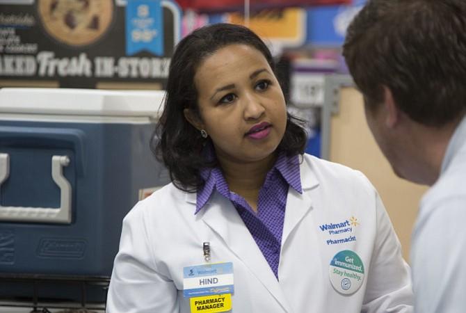 Este sábado aprovecha chequeos de salud gratis en Walmart de DC