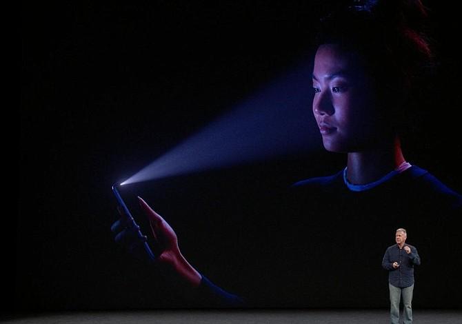 Así funciona Face ID, el nuevo sistema de reconocimiento facial