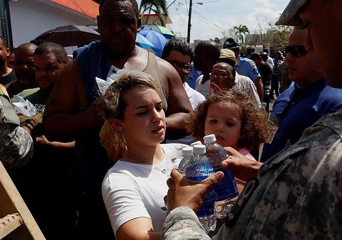 Lista de recursos de ayuda relacionados con Puerto Rico