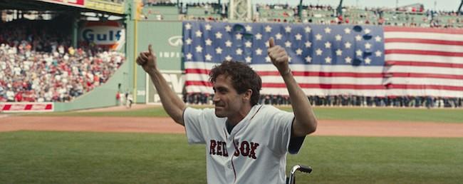 """En """"Stronger"""", Jake Gyllenhaal interpreta a Jeff Bauman, quien perdió ambas piernas en el atentado de Maratón de Boston en 2013."""