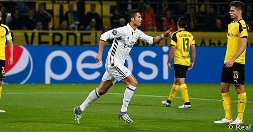 Real Madrid visita el Dortmund con el objetivo de ganarle por primera vez en la Champions