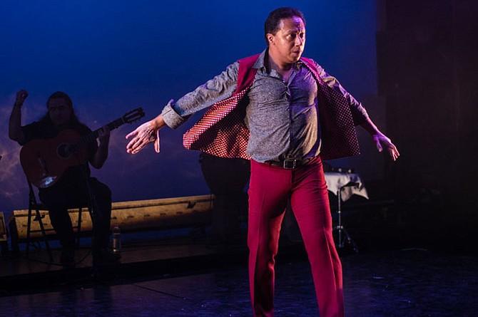 La participación de Edwin en una ópera de Plácido Domingo en DC, fue un trampolín en su carrera