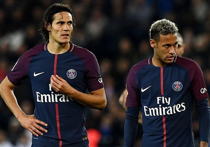 Emery espera muchos penaltis para que Cavani y Neymar puedan tirarlos